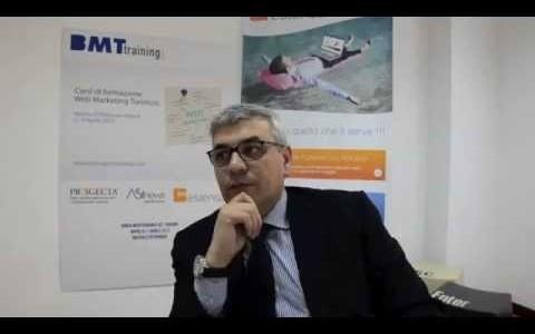Intervista a Gennaro Guida, docente dei corsi Web Marketing Turistico alla BMT Napoli
