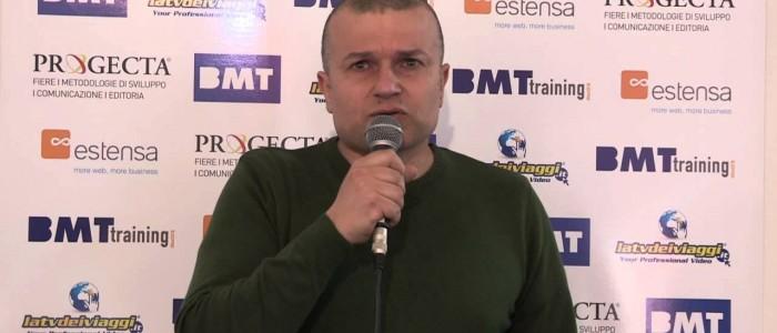 Testimonianza di Piergiorgio Trombetta – Corsi Web Marketing Turistico – BMT Napoli Training 2015